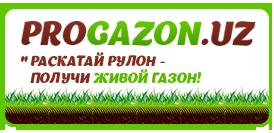 Газоны в Ташкенте. Progazon.uz